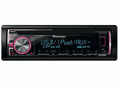 Pioneer Deh-X3600Ui Face Front Only Faceplate Off