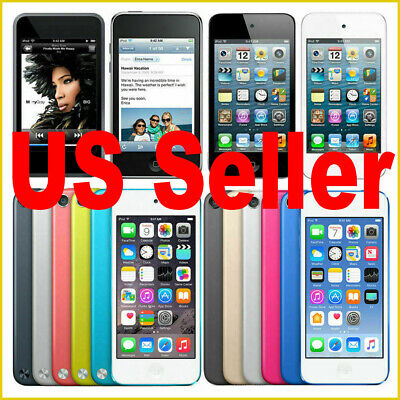 USA !!! Brand new Apple iPod touch 5th Generation 16GB 32GB 64GB MP4 Player