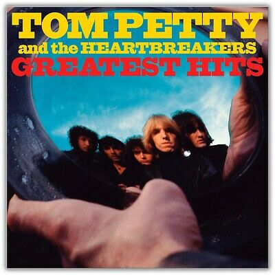 Tom Petty and the Heartbreakers Greatest Hits & New Vinyl LP Album