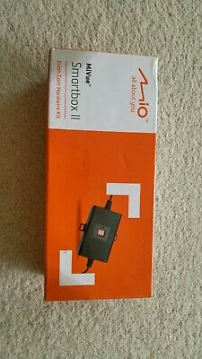 Mio Smart Power Box 2 Hardwire Kit for MiVue Car Dash Cams Camera Recorders