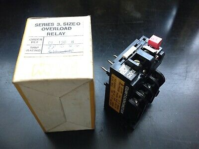 MTE Components 4N8-8R Motor Switching 600v AC max 3 Phase 8 Pole 240v Operating