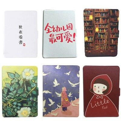 2019 New Ultra Slim PU Leather for Amazon Kindle Paperwhite 1 2 3 Case Cover