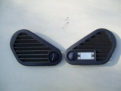 Renault 5 Gt Turbo Used Rear Boot Inner Arch Grill Covers With Light Super Cinq