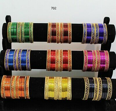 Costume Fashion bangle indian bollywood 24 chudi chudiya kids & adult size new