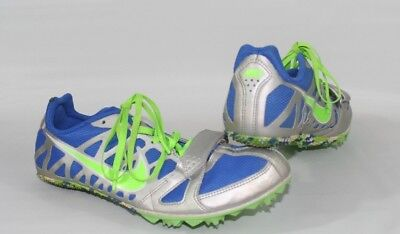 hot sale online 1fcd8 101ab Nike Zoom Rival S 6 Sprint Track Shoes 456812-430 men s size 7.5