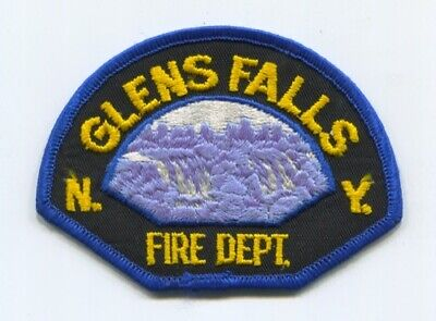 Glens Falls Fire Department Patch New York NY v2