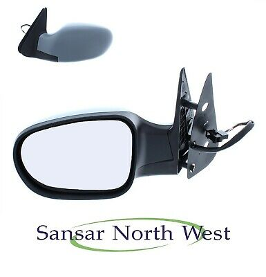 For LTI London TAXI TX1 TX2 TX4 1997-2010 Left side Electric wing mirror glass