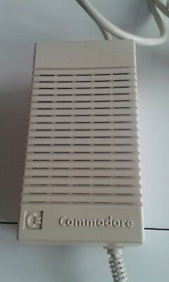 Vintage Commodore Power Supply. Working