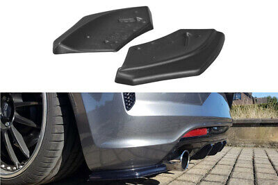Rear Side Splitters Volkswagen Scirocco Mk3 R Facelift (2014-2017)