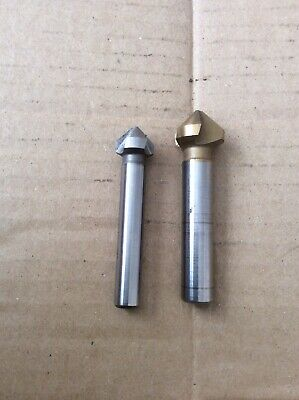 Engineers Countersinks X 2