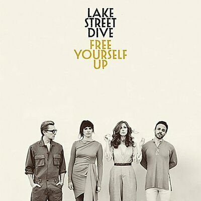 Lake Street Dive - Free Yourself Up   Cd New+