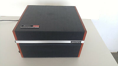 Sony-Matic Solid State Videocorder