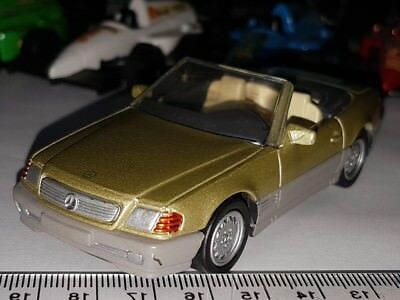 Eur 10 Benz Voiture 132 New Sl500 Miniature 00 Ray Mercedes HIWED29Y