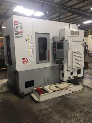 2003 Haas MDC1  CNC Drilling & Tapping - Low Hours