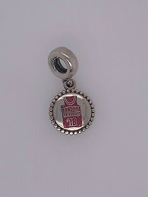 Authentic Pandora University Sterling Silver Dangle Charm  ENG791169_36