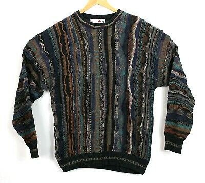 Florence Tricot Mens Size Medium Knit Sweater Pullover Biggie Smalls Notorious