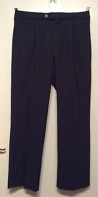 taylor &wright mens trousers grey/black 32/31