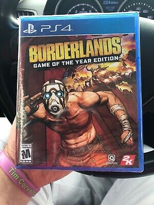 Borderlands [ Game of the Year Edition ] (PS4) NEW