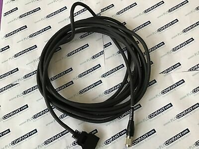 Keyence CA-CN5L 5 meter cable for machine vision image processing / image sensor