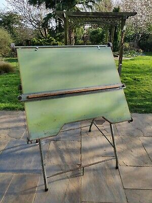 Vintage A0 Drawing Board - easy to assemble/disassemble. Portable.