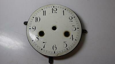 Antique French  Porcelain Large Clock Dial , Lovely Condition
