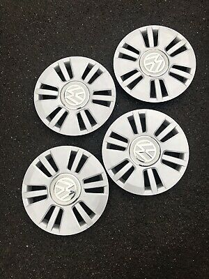 4x Original VW UP Radkappen 14 Zoll 1SO.601.147.D