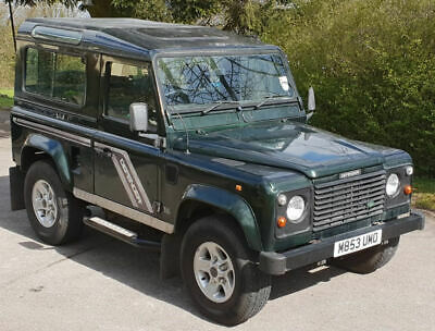 Land Rover Defender 90 300 Tdi County station wagon  1994  Only 78,000 miles
