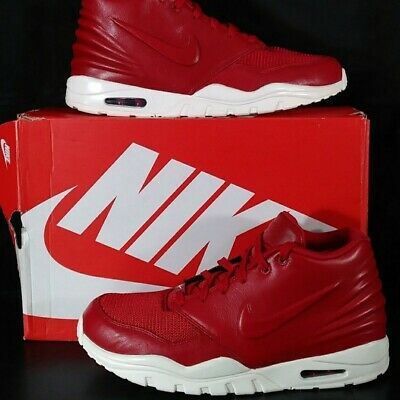 7128150b1d7d Nike Air Entertainer 819854 600 Gym Red-Sail Red Sneakers Men s Size 10.5