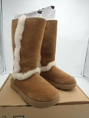 58ed1eaef0d UGG WOMEN'S SUNDANCE Waterproof Winter Boot Chestnut 8 M