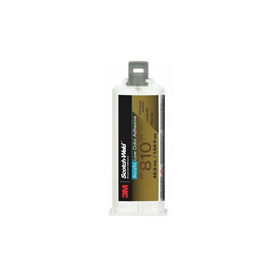3M™ Scotch-Weld™ Low Odor Acrylic Adhesive DP810NS Tan, 48.5mL
