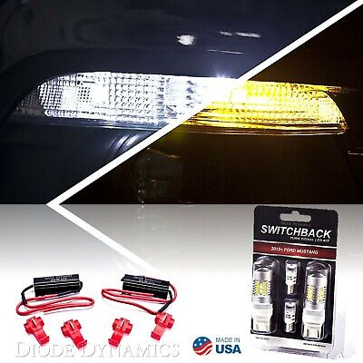 15 Marqueur Led Ampoule Switchback 16 Mustang Côté Ford 17 Signalamp; IWE2DH9