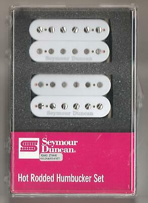 Seymour Duncan SH-4 JB & SH-2n Jazz Hot Rodded Humbucker Pickup Set~Brand New