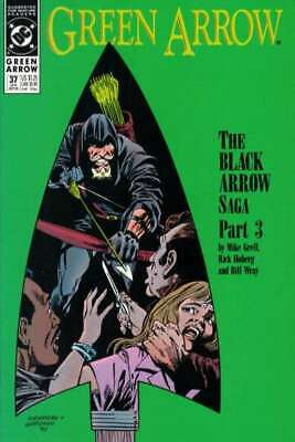 Green Arrow (1988 series) #37 in Very Fine + condition. DC comics [*nw]