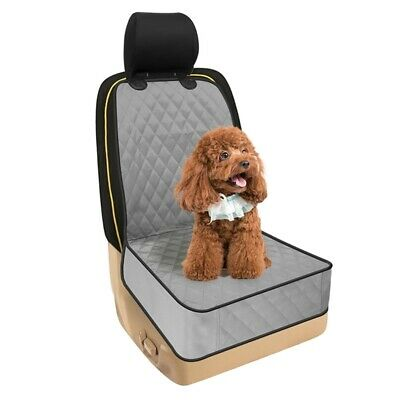 Pet Front Seat Cover Dog Car Seat Cover Waterproof Nonslip Protector Mat