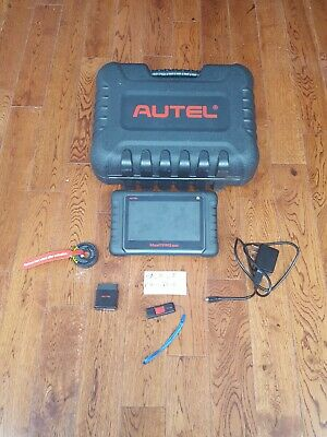 AUTEL TPMS TS608 Service Tablet , All System Diagnostic Scanner Bluetooth Vci
