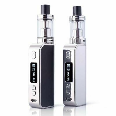 80W Sigaretta Elettronica e-cig Kit STARTER KIT Batteria 2000 MAH 3.5ML Tank IT