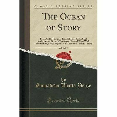 The Ocean of Story, Vol. 5 of 10: Being C. H. Tawney's Translation of Katha...