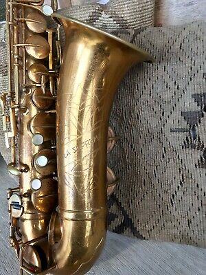 Vintage alto saxophone - made in Italy