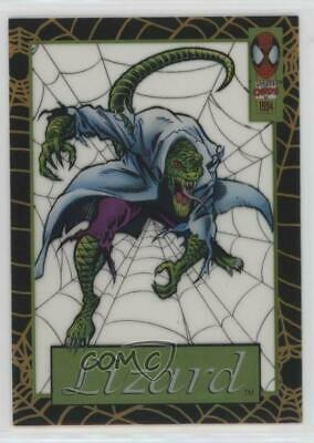 1994 Fleer Marvel Cards The Amazing Spider-Man Suspended Animation 12 Lizard 2a7