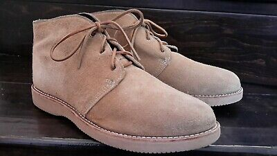 46f64239c76 WOLVERINE PALMER CHUKKA US 11.5 D Mens suede boots 1000 miles Made in USA  wedge