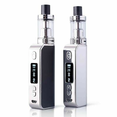 80W Cigarette Electronique E Cigarette 4ml TANK Mod Kit 2600mah Rechargeable FR