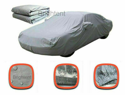 Full Car Cover Weather Large Family Rain 2 Layer Waterproof Cotton Lined KCC2P