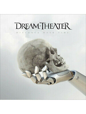 DREAM THEATER - Distance Over Time * CD * 0190759152027