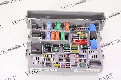 Oem Bmw E90 2005 3 Series Fuse Power Distribution Box 6906621 - All