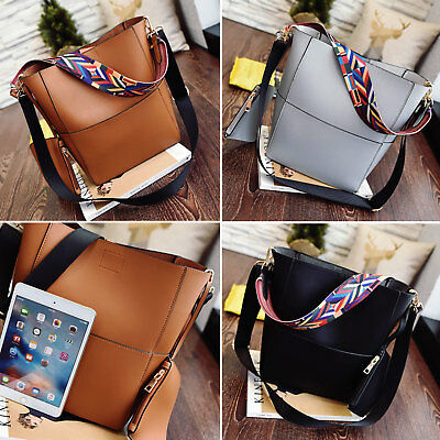 Women Handbag Leather Shoulder Bag Purse Ladies Crossbody Satchel Tote