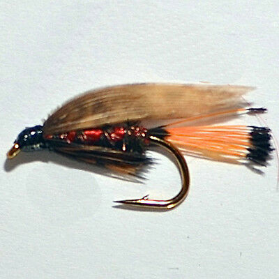 Hardy Favourite Wet Flies Top Quality Flies Choice of Qty & Size Trout Grayling