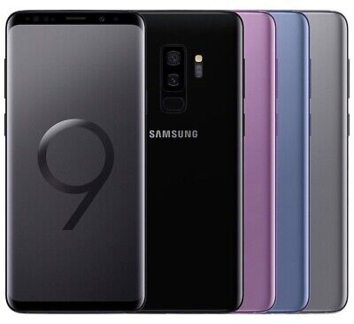 Samsung G965F Galaxy S9+ Duos 64GB Android Smartphone ohne Simlock 6,2 Zoll