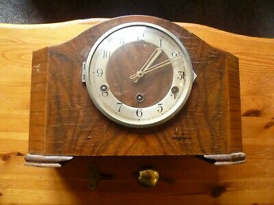 Westminster Chimes Mantel Clock