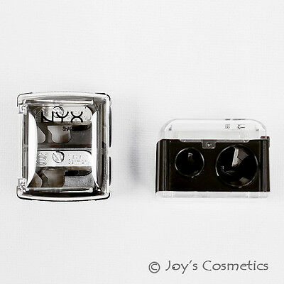 "1 NYX 2-in1 Pencil SHARPENER for Regular&Jumbo Pencil ""SH"" Joy's cosmetics"