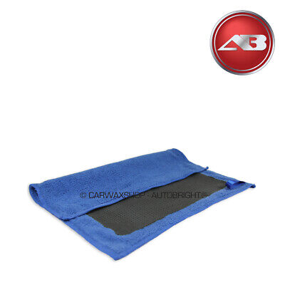 Clay Towel Car Detailing Nano Car Cleaning Works fast Removes contamination